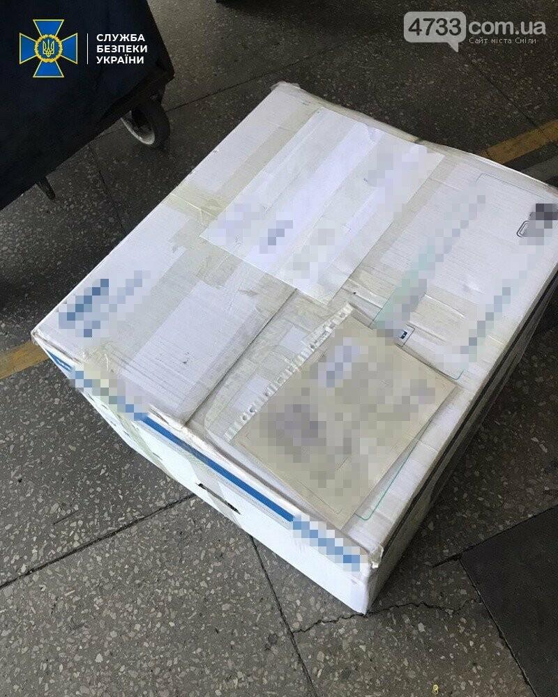 На Черкащині СБУ блокувала незаконне вивезення до Італії масштабної партії медичних масок, фото-3