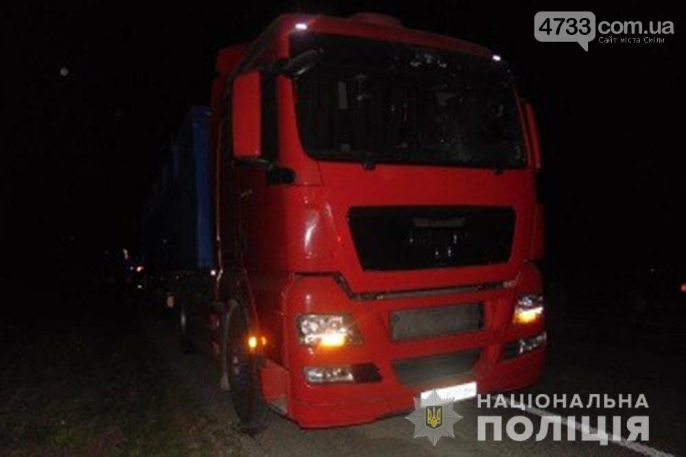 Наздогнали вантажівку, примусили водія зупинитись та кинули в кабіну автівки вибуховий пристрій, фото-1