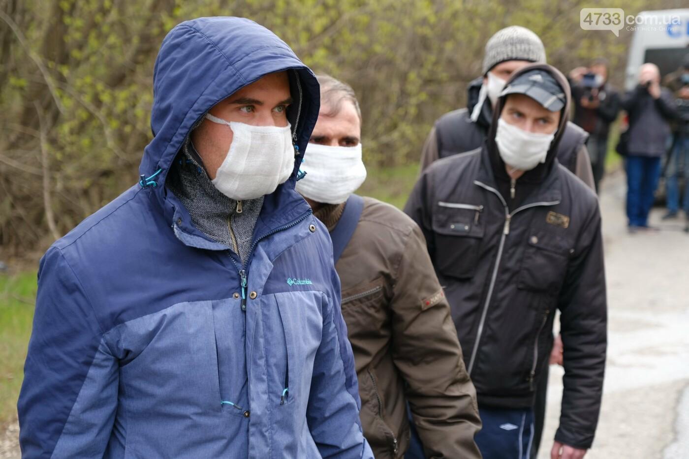 Україна повертає 19 своїх громадян, які перебували в неволі, фото-5