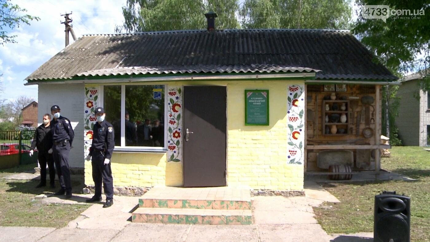 Створений 5 років тому музей у с.Межиріч нарешті передали громаді, фото-2