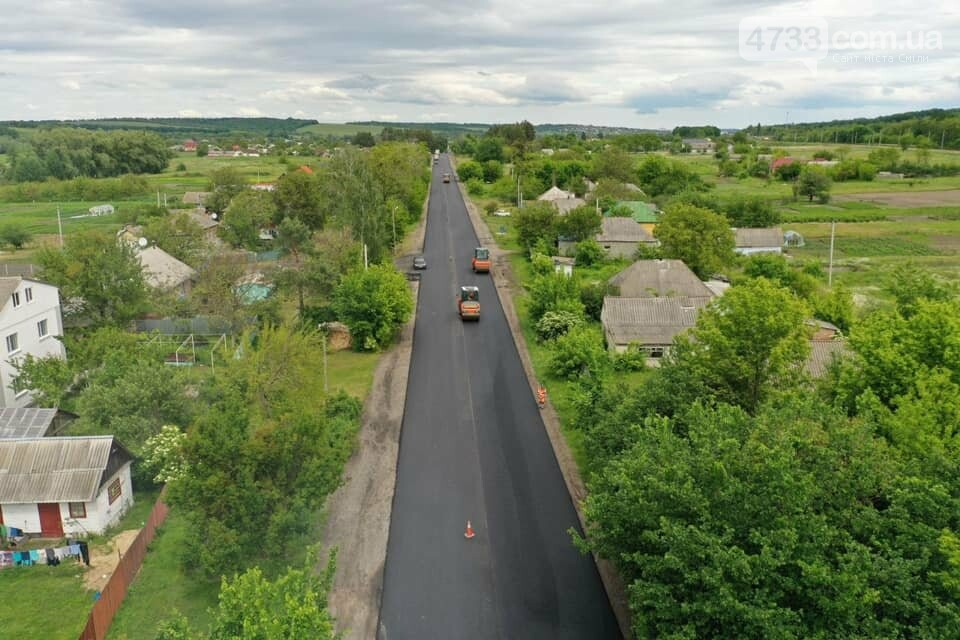 Завершили ремонт двох доріг державного значення., фото-1