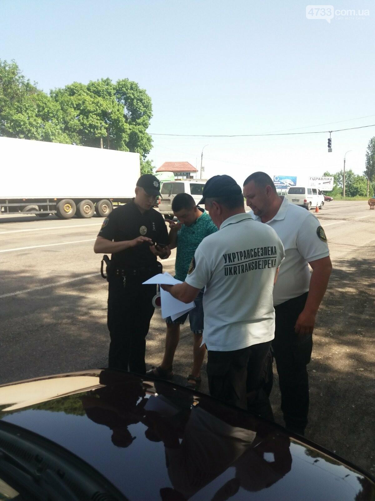 На черкащині перевіряють нелегальні перевезення пасажирів, фото-2
