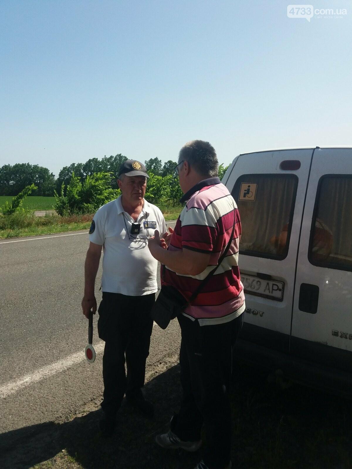 На черкащині перевіряють нелегальні перевезення пасажирів, фото-4