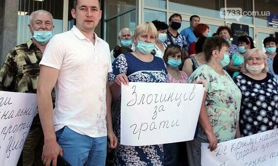 Лікарні Сміли без персоналу тому, що медики перед міськвиконкомом, фото-3