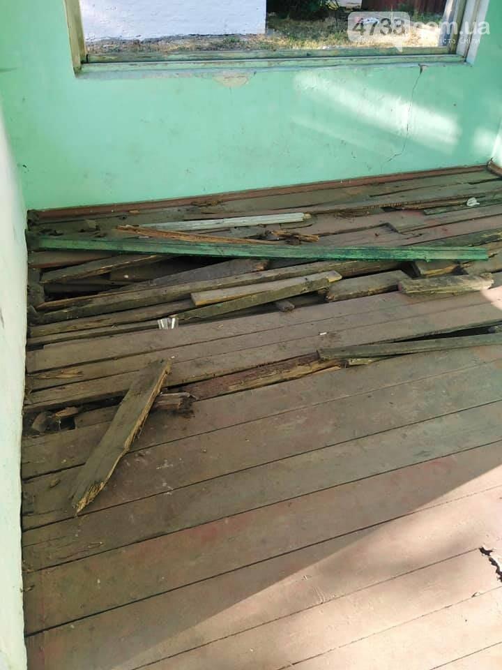 У Смілі є дитячий садок з готовими декораціями для фільму жахів, фото-4