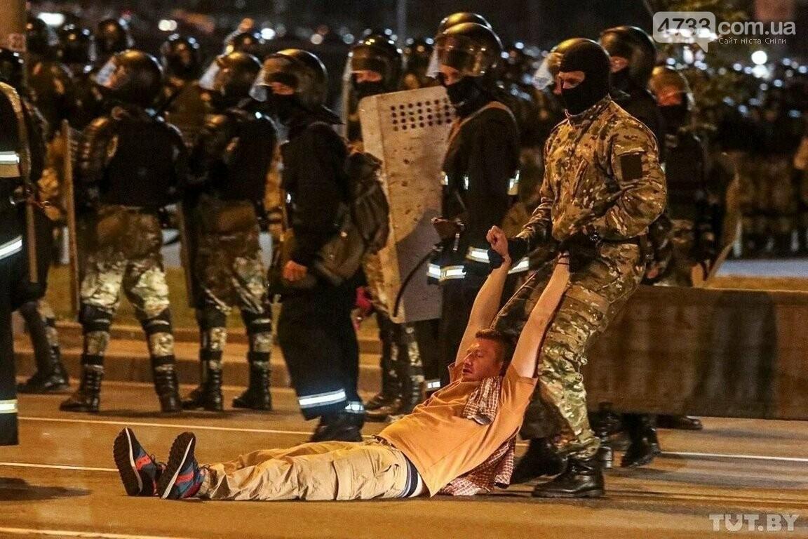 В Білорусії ллється кров - по даним державного екзіт-полу Лукашенко лідирує на президентських виборах, фото-6