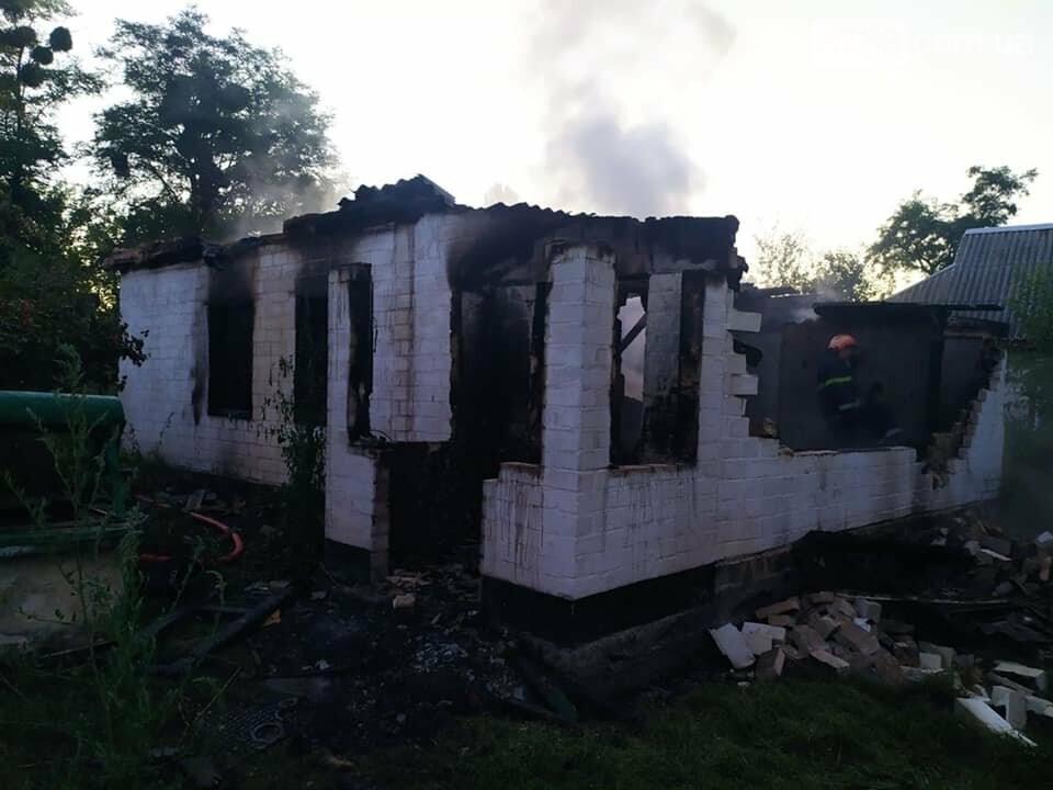 У Носачові, що на Смілянщині згорів будинок, фото-3