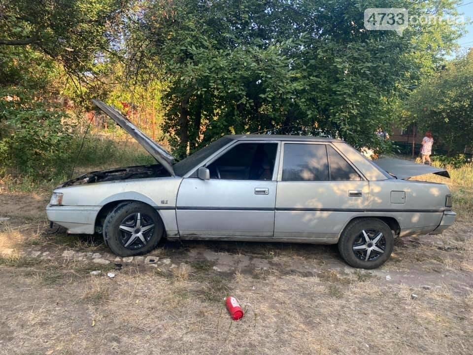 На Поштовому загинув чоловік, рятуючи власне авто, фото-1