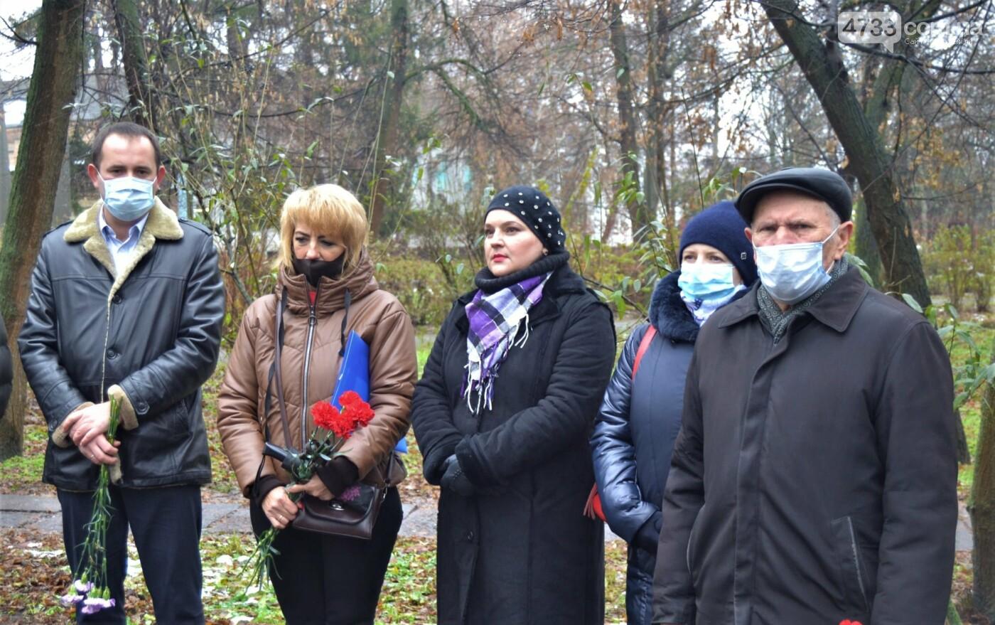 Міський голова вшановує пам'ять ліквідаторів аварії в Чорнобилі, фото-1