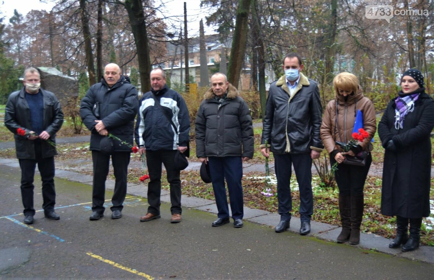 Міський голова вшановує пам'ять ліквідаторів аварії в Чорнобилі, фото-3
