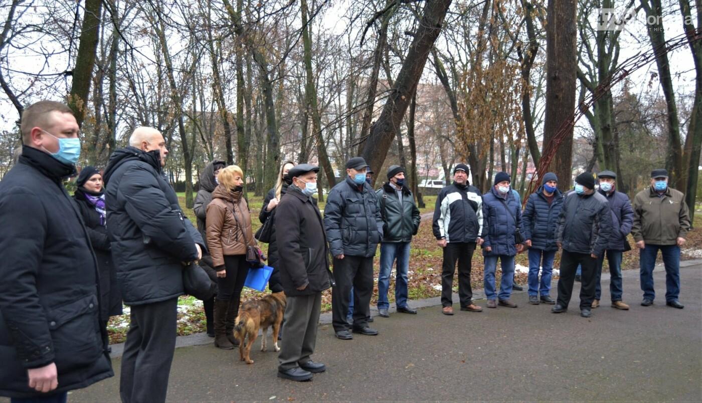 Міський голова вшановує пам'ять ліквідаторів аварії в Чорнобилі, фото-4