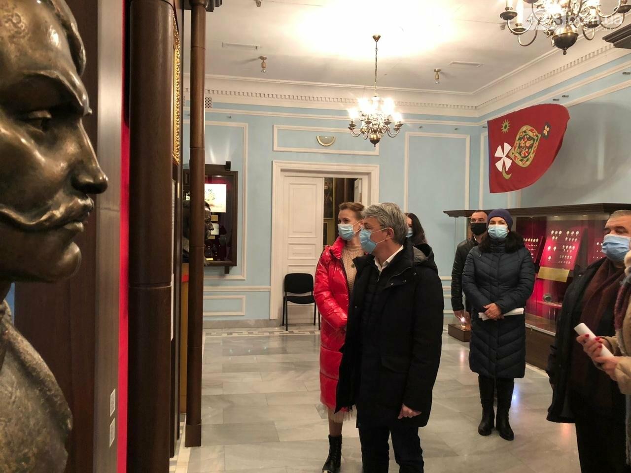 Міністр культури: «Черкащина ідеальна для туризму», фото-3, Черкаська ОДА