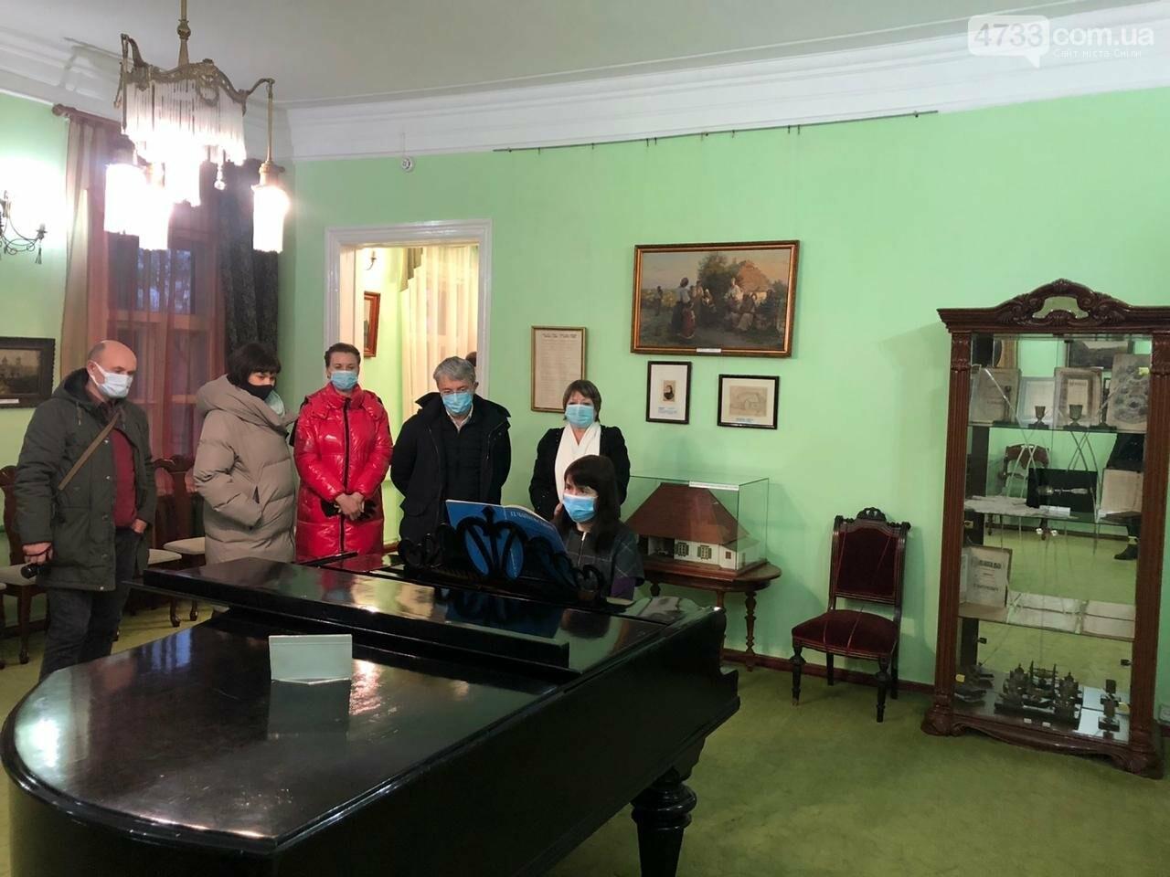 Міністр культури: «Черкащина ідеальна для туризму», фото-4, Черкаська ОДА