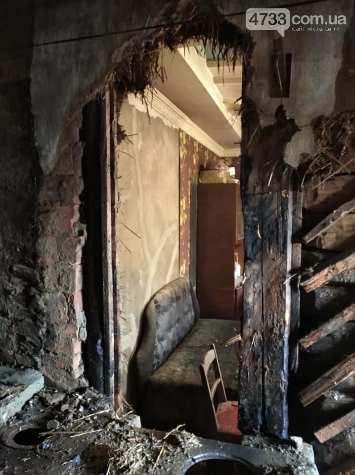 У Березняках через несправну піч загорівся будинок (ВІДЕО), фото-2, ДСНС