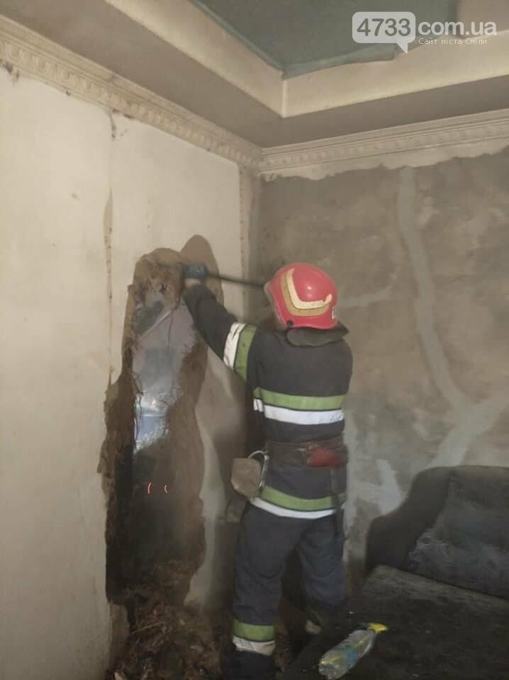 У Березняках через несправну піч загорівся будинок (ВІДЕО), фото-3, ДСНС