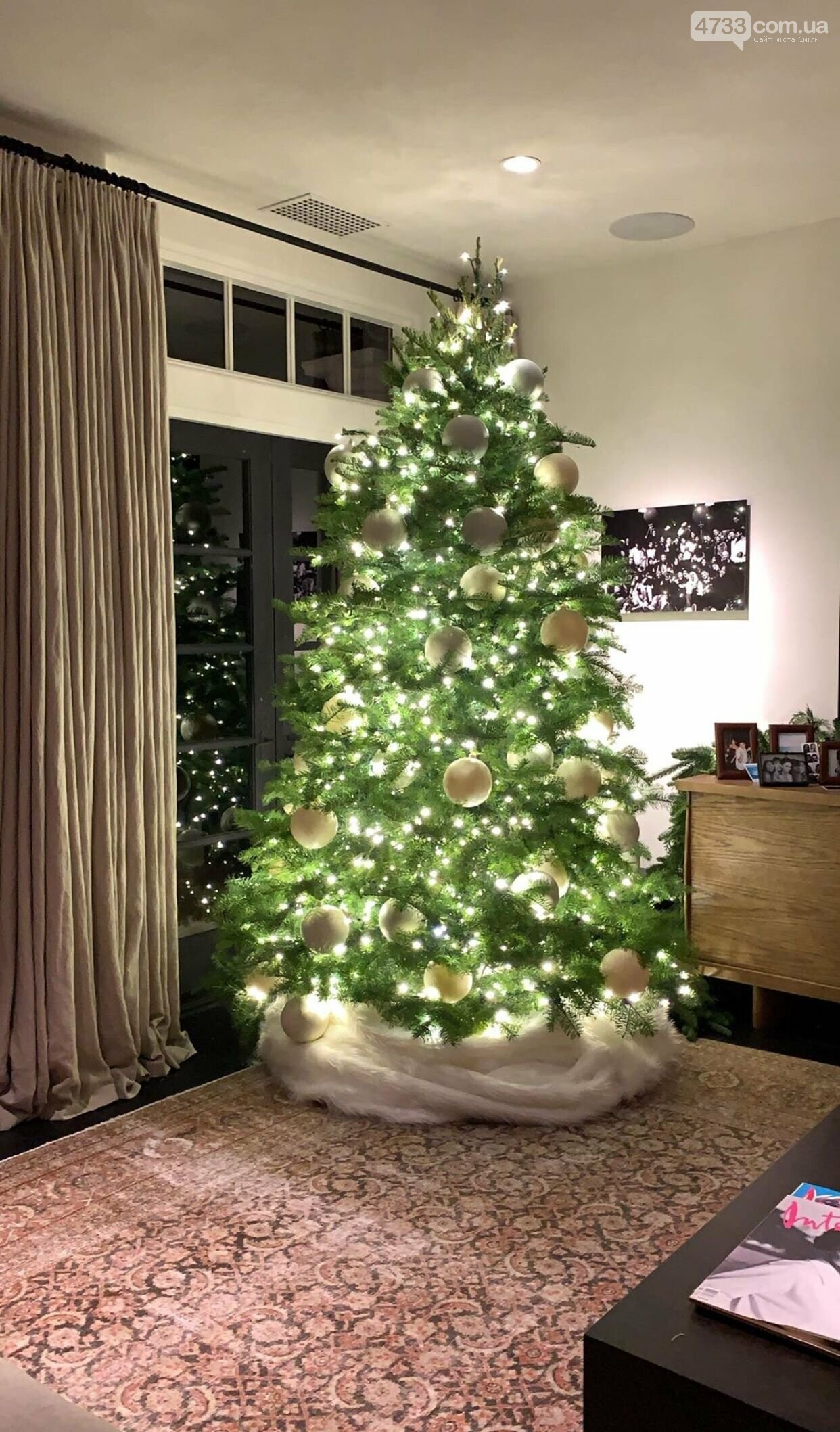 Найкращі ідеї для декорування новорічної ялинки, фото-1