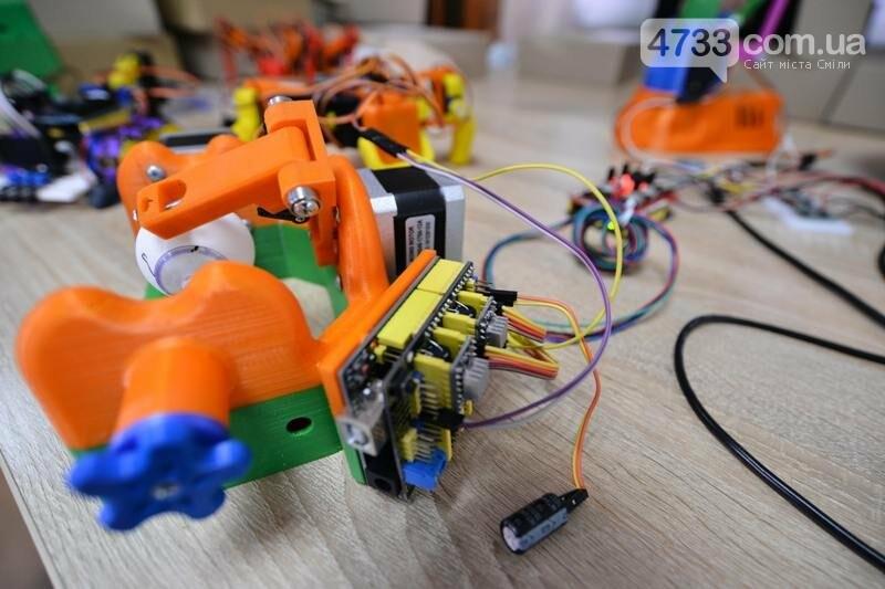 Черкащина отримала 63 комплекти обладнання для STEM-освіти, фото-2, Черкаська ОДА