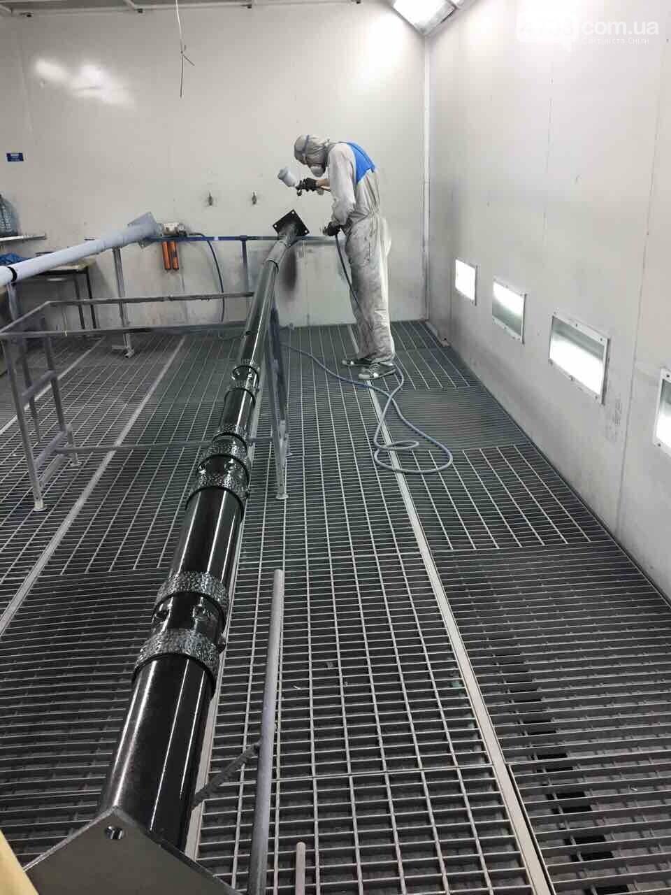 Виготовлення та монтаж металоконструкцій , фото-22