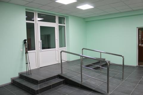 У міській лікарні проводиться реконструкція  та придбано новий сучасний томограф, фото-2