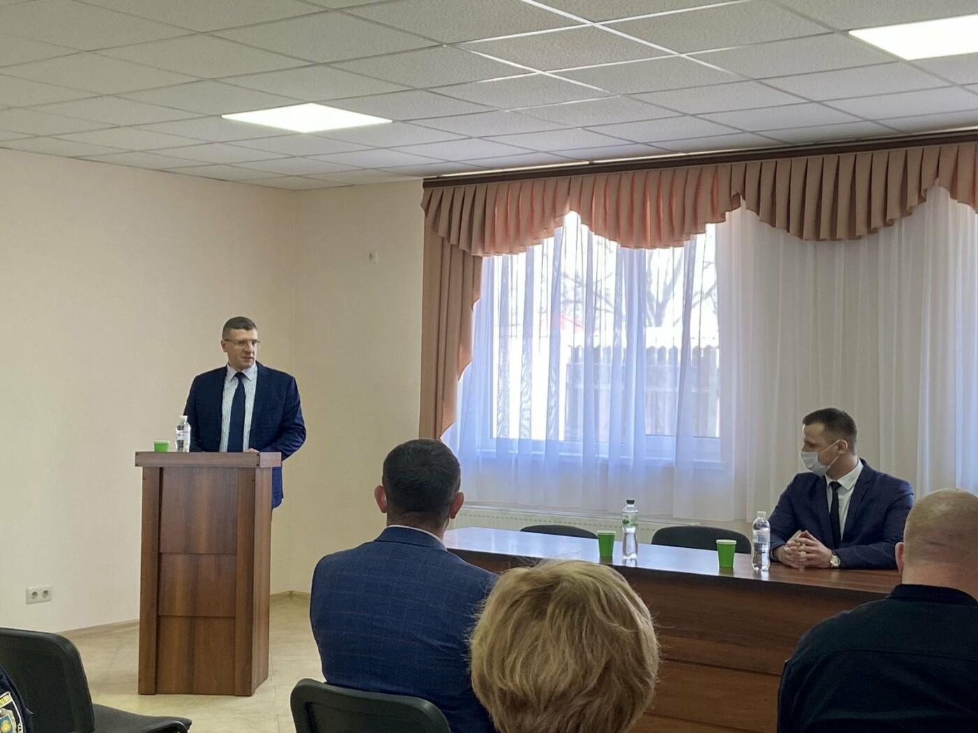 У Смілянській окружній прокуратурі новий керівник, Сміла.ua